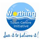 Worthing town centre logo
